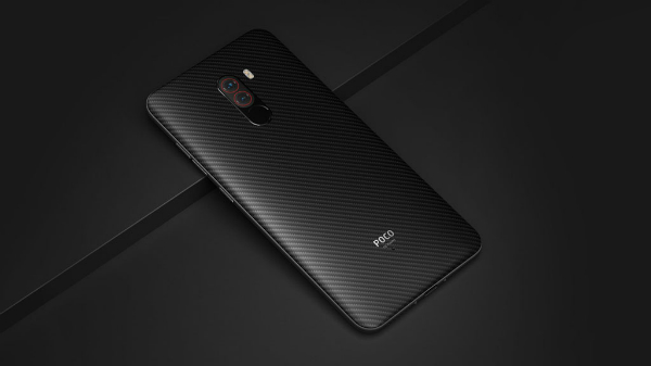 Poco F1 updates to bring 4K 60fps video recording and more