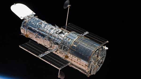 NASA Hubble Space Telescope gets back its most advanced camera
