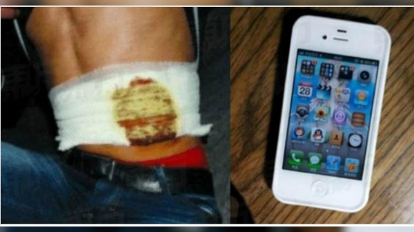 Story of a Chinese man who actually sold his kidney to buy an iPhone