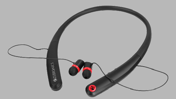 Zebronics Zeb-Journey earphones with voice assistance launched