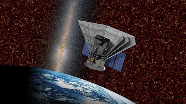 NASA's SPHEREx telescope will map out universe in extreme detail