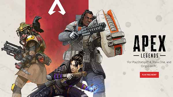 EA launches Apex Legends a Free-to-Play Battle Royal Game