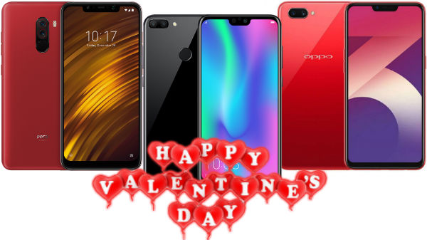 Best budget smartphones to gift your loved one this Valentine's Day