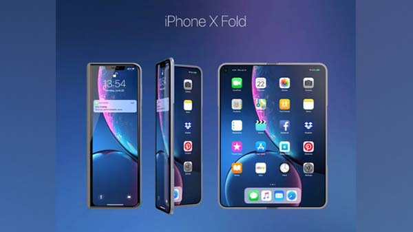 Apple Foldable Phone Patent Approved — Bendable iPhone May Launch soon