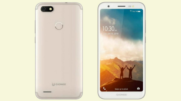 Gionee F205 Pro with 2GB RAM launched in India for Rs 5,890