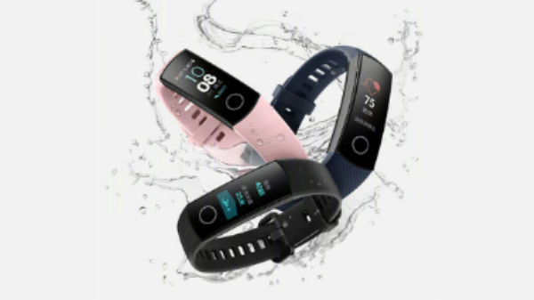 Honor Band 4 Running edition goes on sale today at Amazon