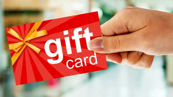 How to sell gift cards online