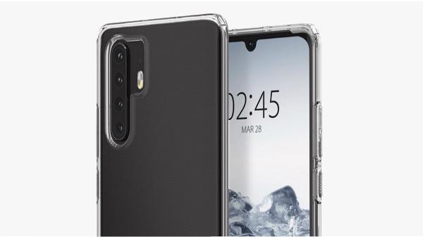 Huawei P30, P30 Pro smartphone design leaks online