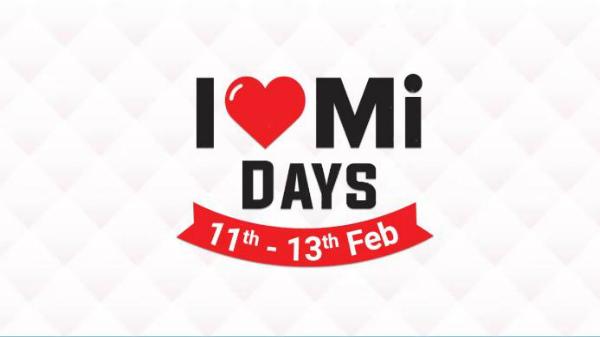 I Love Mi Days sale on Flipkart: Amazing offers on Xiaomi products