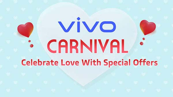 Vivo Carnival Sale: Gift your partner a new smartphone on Valentine's