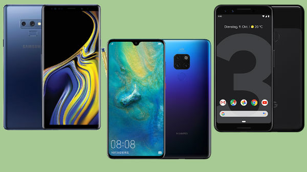 Best Smartphone Cameras 2019 Best camera smartphones to buy in India in 2019   Gizbot News