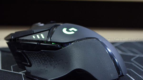 ce2e2c79409 Logitech G502 Hero gaming mouse review: Best in the business - Gizbot  Reviews