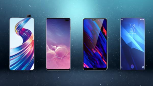 Top ten (expected) smartphone launches in February 2019