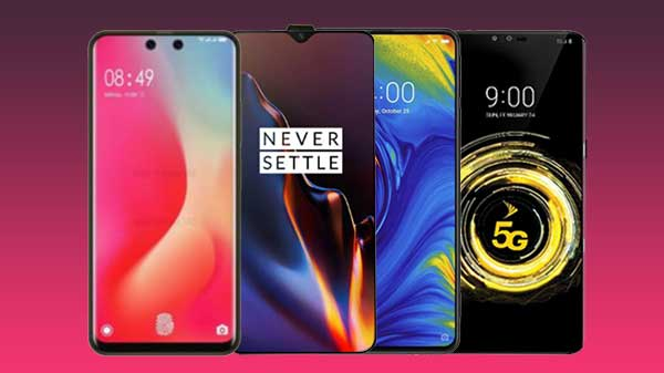 Most expected 5G premium smartphones of 2019
