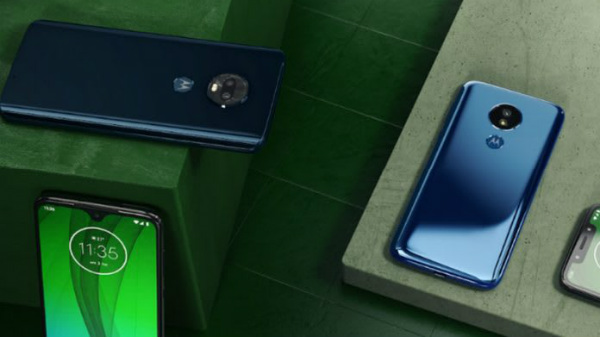 Moto G7, Moto G7 Plus, Moto G7 Power and Moto G7 Play announced