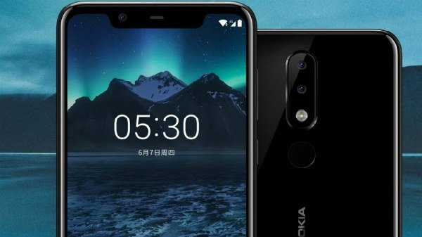 Nokia 5.1 Plus receiving new Android Pie build update