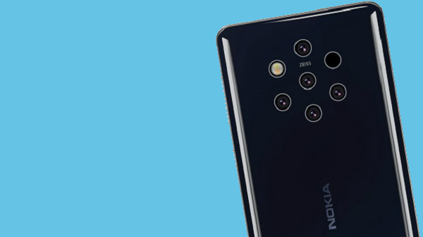 Nokia 9 smartphone with 6GB RAM listed on Geekbench