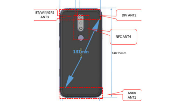 Nokia TA-1157 FCC listing hints at dual rear cameras