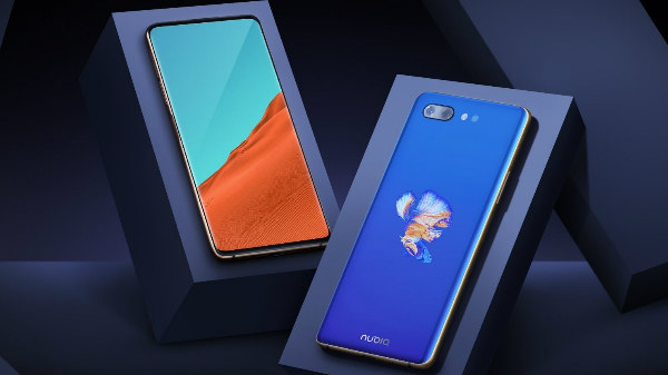MWC 2019:  Nubia showcases Mini 5G, Nubia X and Red Magic Mars