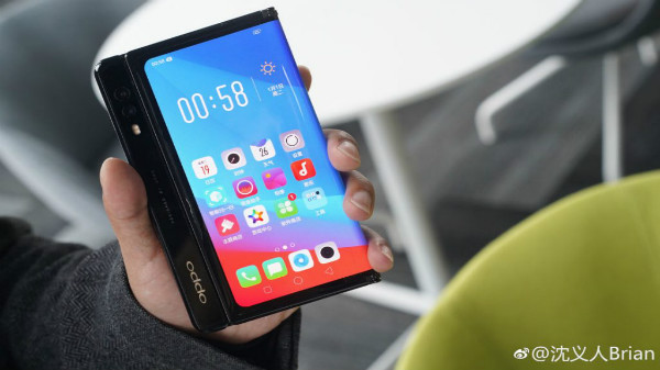 Oppo Foldable Smartphone teased: Comes with a dual camera setup
