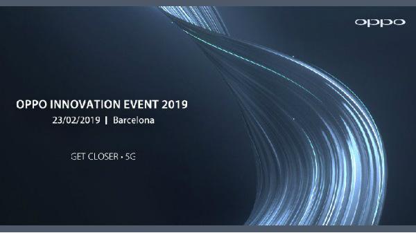 Oppo Innovation Event launch highlights: Oppo 5G smartphone showcased