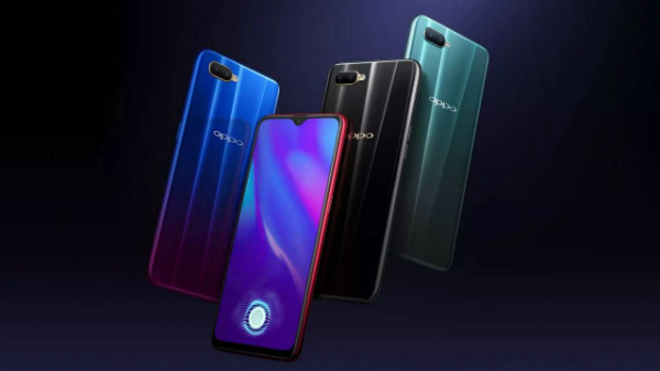 Oppo K1 launched in India for Rs. 16,990, sale debuts on February 12