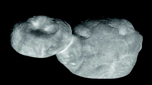New Horizons takes the sharpest image of Ultima Thule