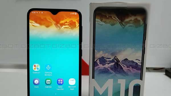 Samsung Galaxy M10, Galaxy M20 flash sale today on Amazon