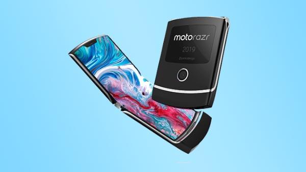 Motorola RAZR 2019 concept renders show impressive foldable design