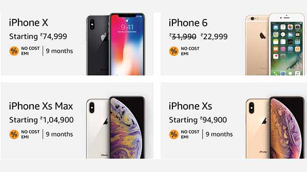 Amazon Apple Fest: Grab discounts on iPhones, MacBooks, iPad and more