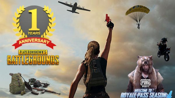 PUBG Mobile one year anniversary: From top played game to addiction