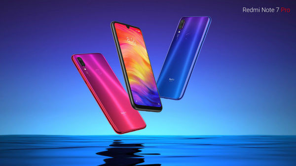 Xiaomi Redmi Note 7 Pro, Redmi Note 7 launch highlights