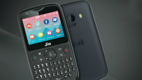 Reliance JioPhone 3 could be priced around Rs. 4,500