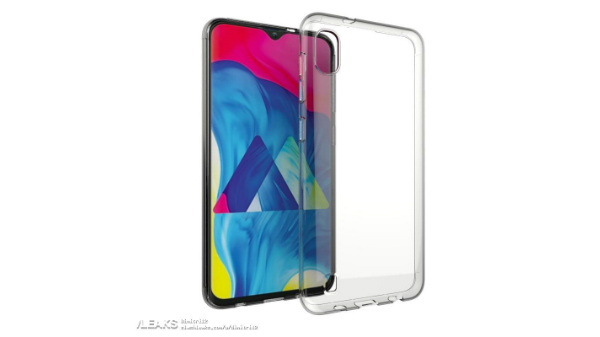 Samsung Galaxy A10 renders leak revealing its design