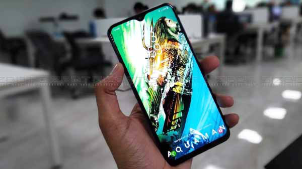 Samsung Galaxy M20 gets software update ahead of first sale
