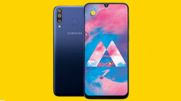 Samsung Galaxy M30 announced with triple rear cameras