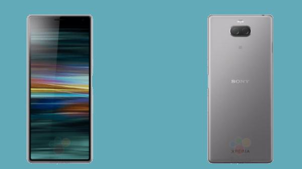 Sony Xperia XA3 leaked renders suggest a 12:9