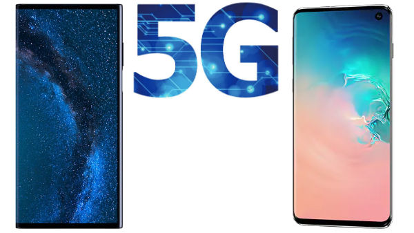 Top 5G smartphones that were launched so far