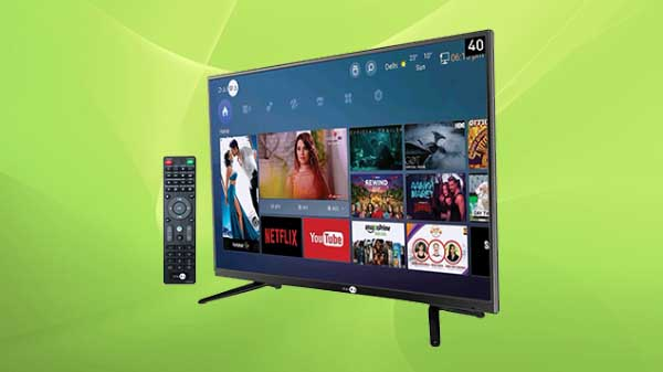 Daiwa 40-inch Android-based TV launched in India