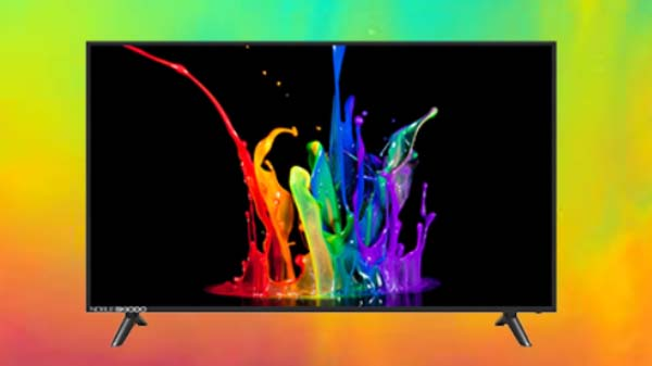 Noble Skiodo launched its first 39-inch Smart HD TV in India