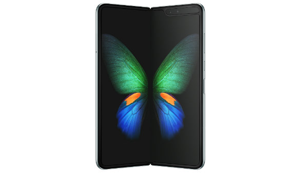 Huawei CEO finds Samsung Galaxy Fold design
