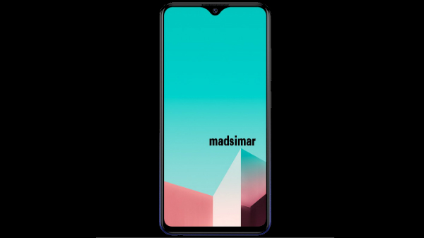 Vivo U1 with a water-drop notch spotted online