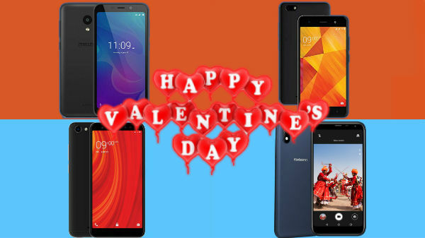 Smartphones under Rs. 5000 to gift your loved one this Valentine's Day