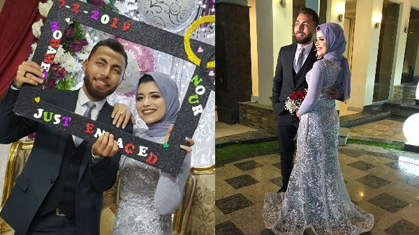 Valentine's Day Special: PUBG Mobile couple gets married