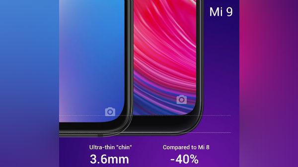 Xiaomi Mi 9 camera specs confirmed by Lei Jun