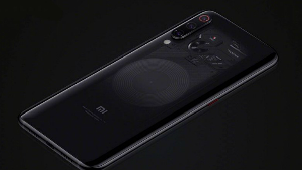 Xiaomi Mi 9 Transparent Edition spotted online