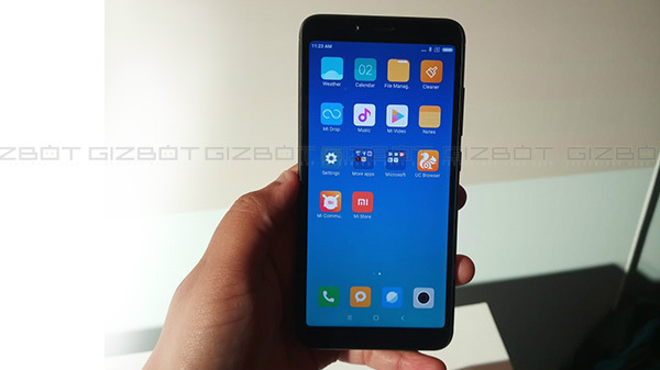 Grab Xiaomi Redmi 6A at discounted price of Rs 6,499 from Amazon