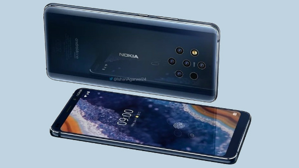 HMD Global expected to launch the Nokia 9 PureView in India by April end