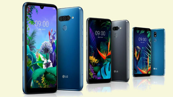 LG unveils three new mid-range phones ahead of Mobile World Congress