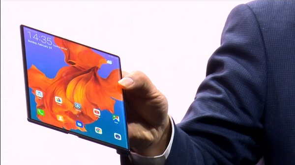 MWC 2019: Huawei announces tablet killer Mate X Foldable smartphone